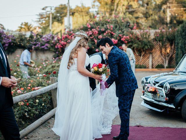 El matrimonio de Benjamín y Melanie en Graneros, Cachapoal 52