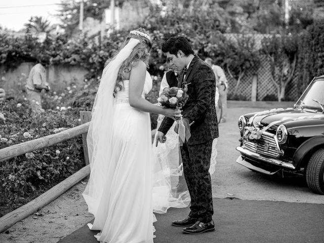 El matrimonio de Benjamín y Melanie en Graneros, Cachapoal 53