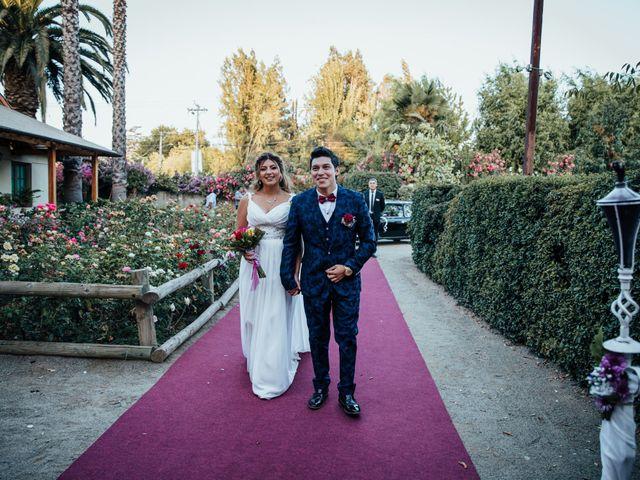 El matrimonio de Benjamín y Melanie en Graneros, Cachapoal 54