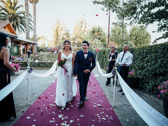 El matrimonio de Benjamín y Melanie en Graneros, Cachapoal 55