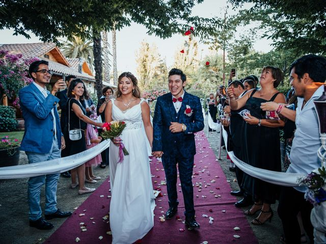 El matrimonio de Benjamín y Melanie en Graneros, Cachapoal 56