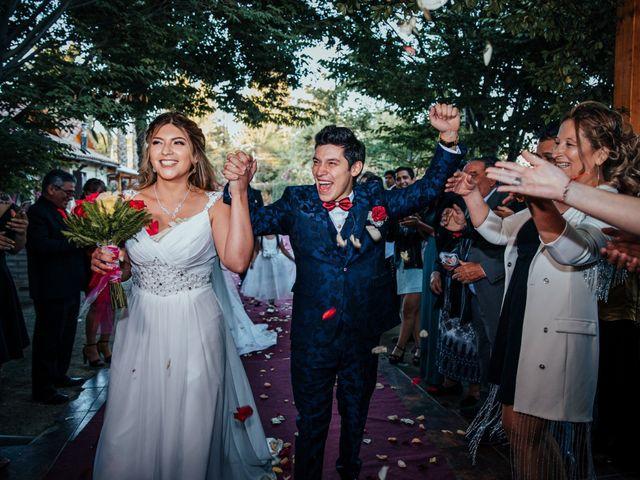 El matrimonio de Benjamín y Melanie en Graneros, Cachapoal 57
