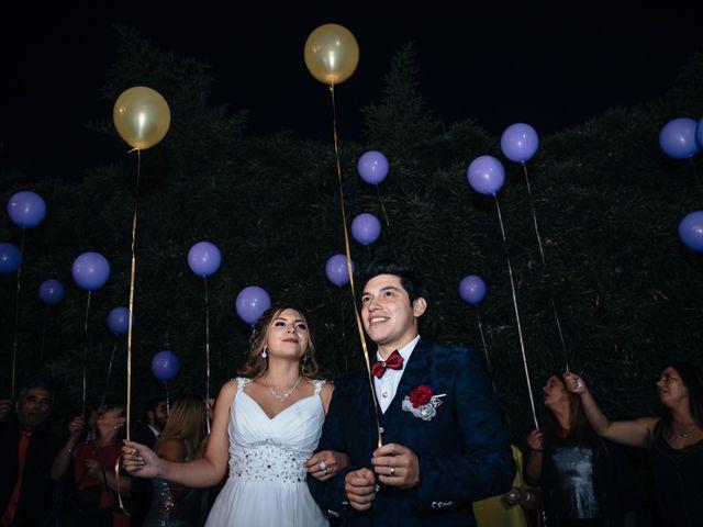 El matrimonio de Benjamín y Melanie en Graneros, Cachapoal 68