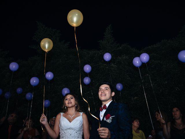 El matrimonio de Benjamín y Melanie en Graneros, Cachapoal 69