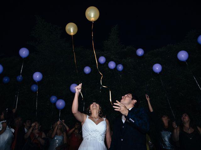 El matrimonio de Benjamín y Melanie en Graneros, Cachapoal 70