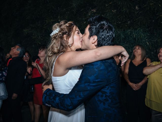 El matrimonio de Benjamín y Melanie en Graneros, Cachapoal 71