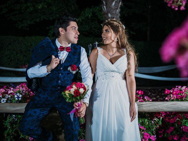 El matrimonio de Benjamín y Melanie en Graneros, Cachapoal 73