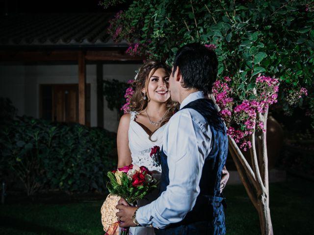 El matrimonio de Benjamín y Melanie en Graneros, Cachapoal 74