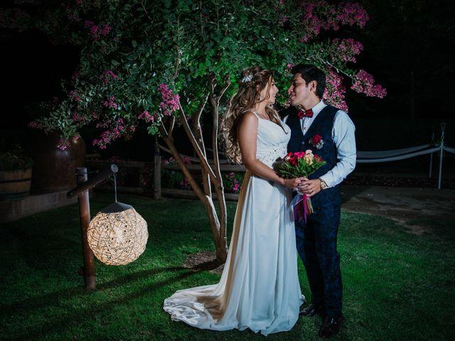 El matrimonio de Benjamín y Melanie en Graneros, Cachapoal 75