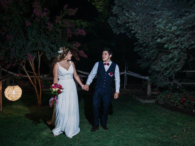 El matrimonio de Benjamín y Melanie en Graneros, Cachapoal 76