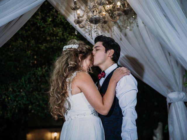 El matrimonio de Benjamín y Melanie en Graneros, Cachapoal 78