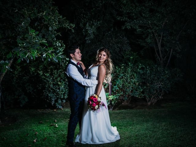 El matrimonio de Benjamín y Melanie en Graneros, Cachapoal 79