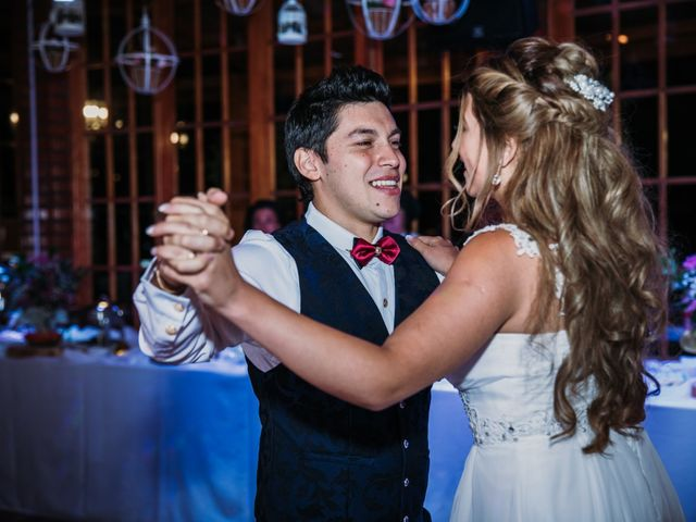 El matrimonio de Benjamín y Melanie en Graneros, Cachapoal 82