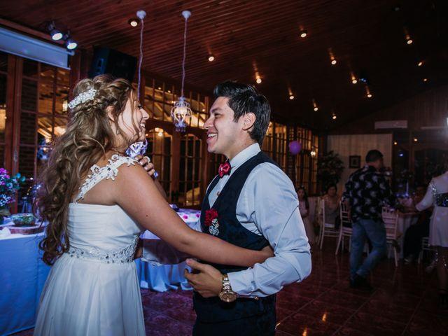 El matrimonio de Benjamín y Melanie en Graneros, Cachapoal 84
