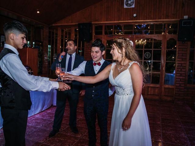 El matrimonio de Benjamín y Melanie en Graneros, Cachapoal 85
