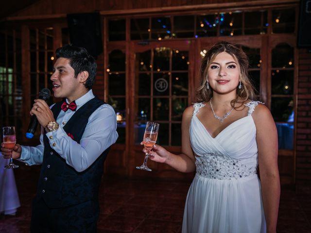 El matrimonio de Benjamín y Melanie en Graneros, Cachapoal 86
