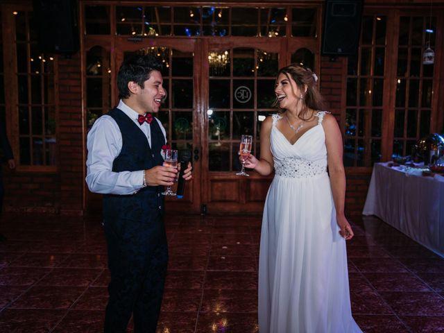 El matrimonio de Benjamín y Melanie en Graneros, Cachapoal 87