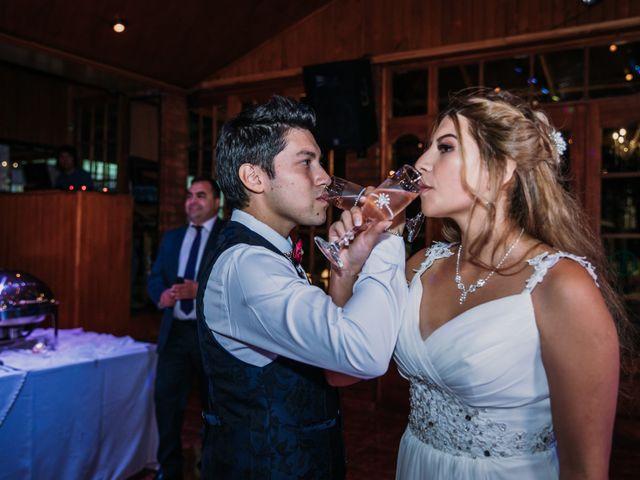 El matrimonio de Benjamín y Melanie en Graneros, Cachapoal 89