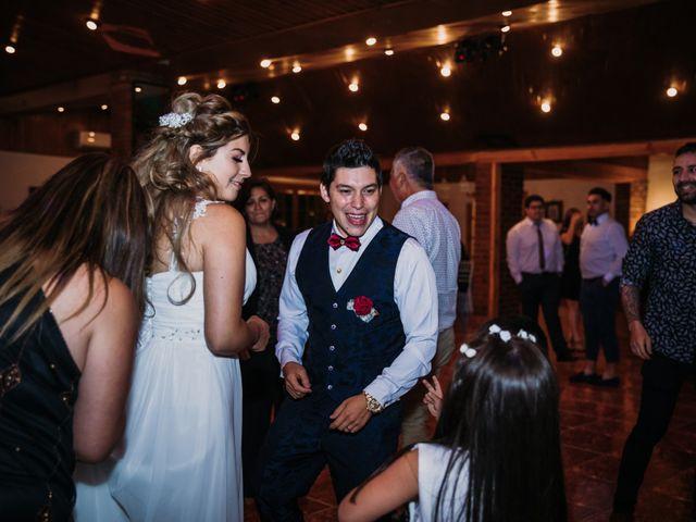 El matrimonio de Benjamín y Melanie en Graneros, Cachapoal 92