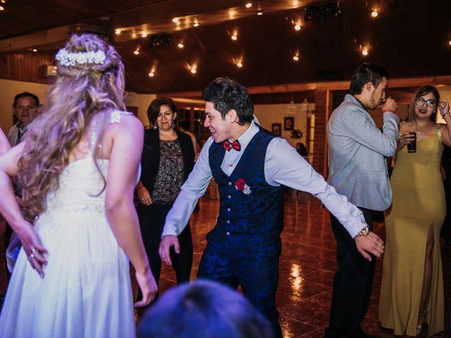 El matrimonio de Benjamín y Melanie en Graneros, Cachapoal 93