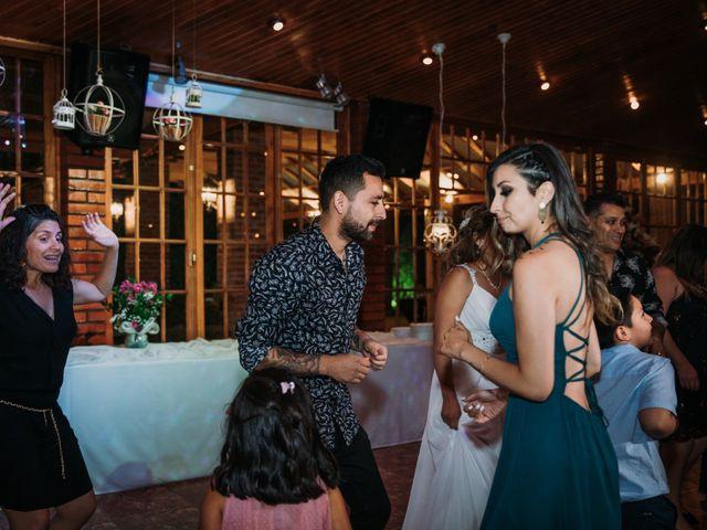 El matrimonio de Benjamín y Melanie en Graneros, Cachapoal 100