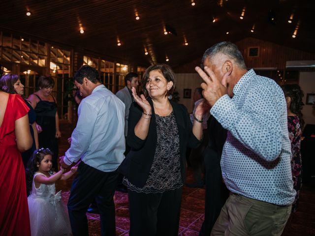 El matrimonio de Benjamín y Melanie en Graneros, Cachapoal 101