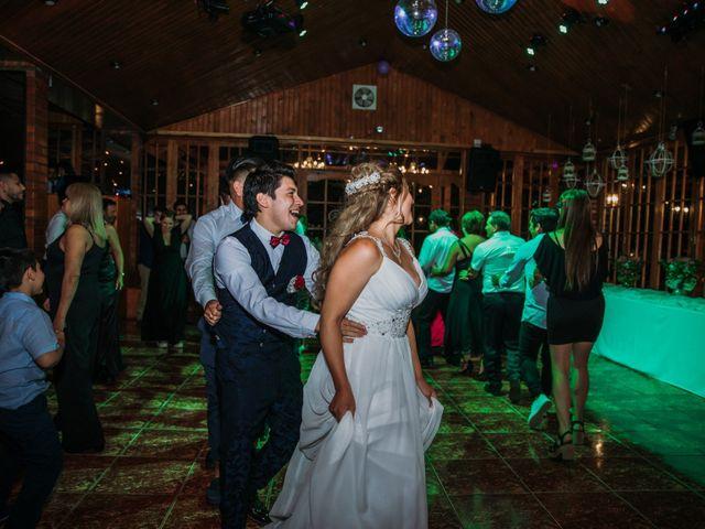 El matrimonio de Benjamín y Melanie en Graneros, Cachapoal 102