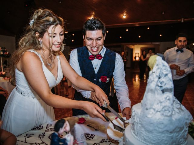 El matrimonio de Benjamín y Melanie en Graneros, Cachapoal 110