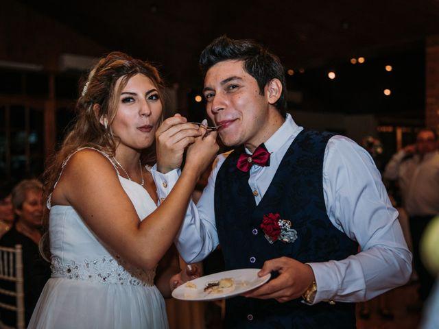 El matrimonio de Benjamín y Melanie en Graneros, Cachapoal 112