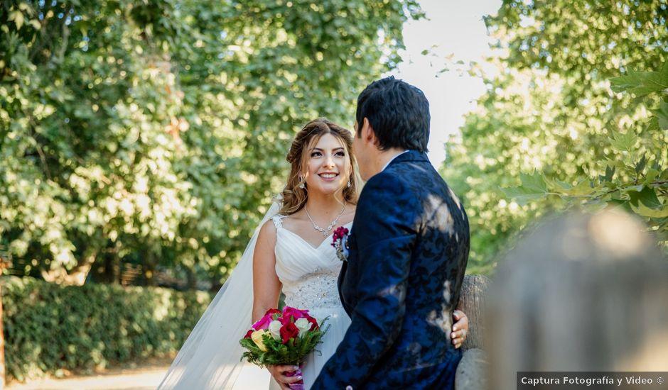 El matrimonio de Benjamín y Melanie en Graneros, Cachapoal
