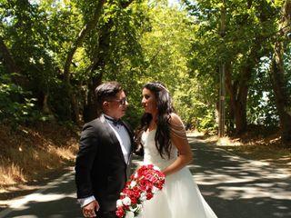 El matrimonio de Tiare  y Sergio  3