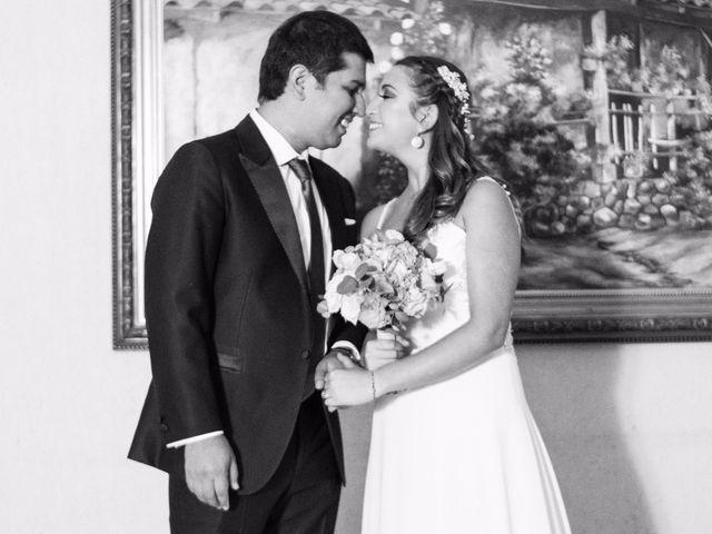 El matrimonio de Nicole y Gonzalo