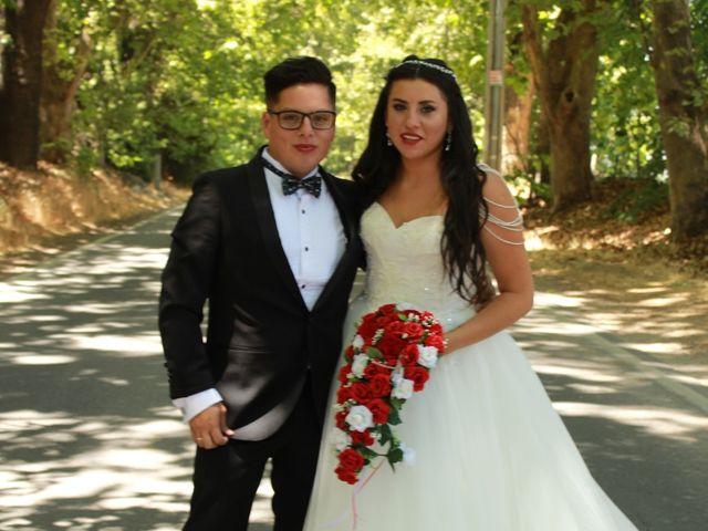 El matrimonio de Tiare  y Sergio