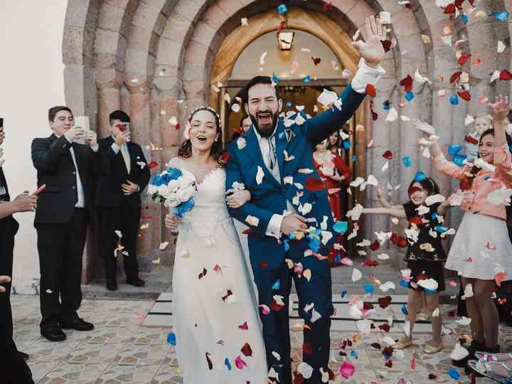 El matrimonio de Seba y Cami