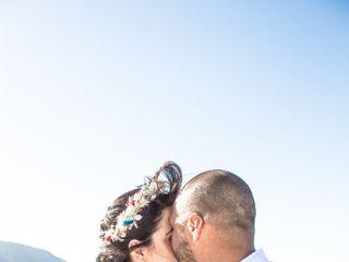 El matrimonio de Ruth y Marcel 1