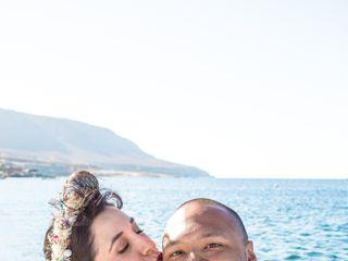 El matrimonio de Ruth y Marcel 2