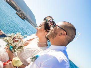 El matrimonio de Ruth y Marcel 3