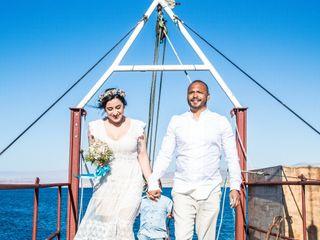 El matrimonio de Ruth y Marcel