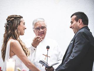 El matrimonio de Dani y José Pedro 1
