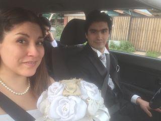 El matrimonio de Valeria y Alejandro