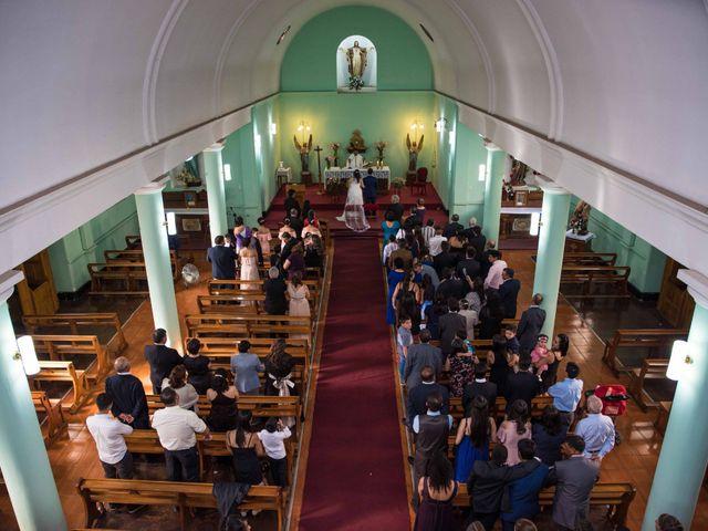 El matrimonio de Alejandro y María Cristina en San Fernando, Colchagua 6