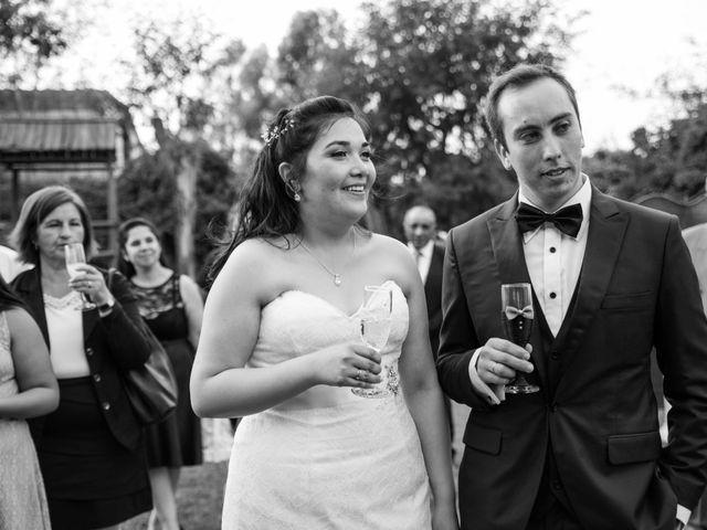 El matrimonio de Alejandro y María Cristina en San Fernando, Colchagua 1