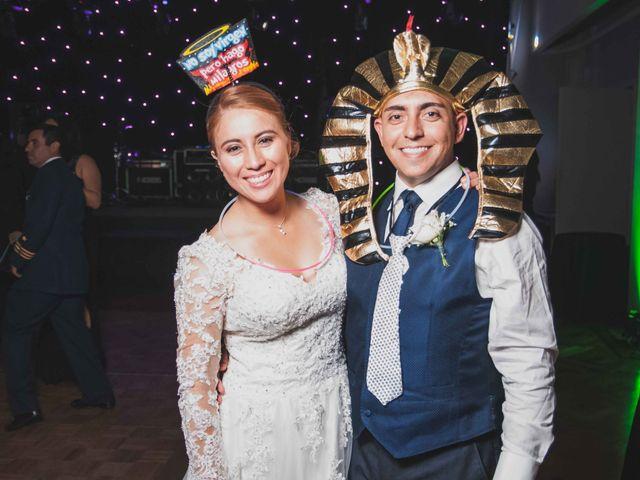 El matrimonio de Loreto y Francisco