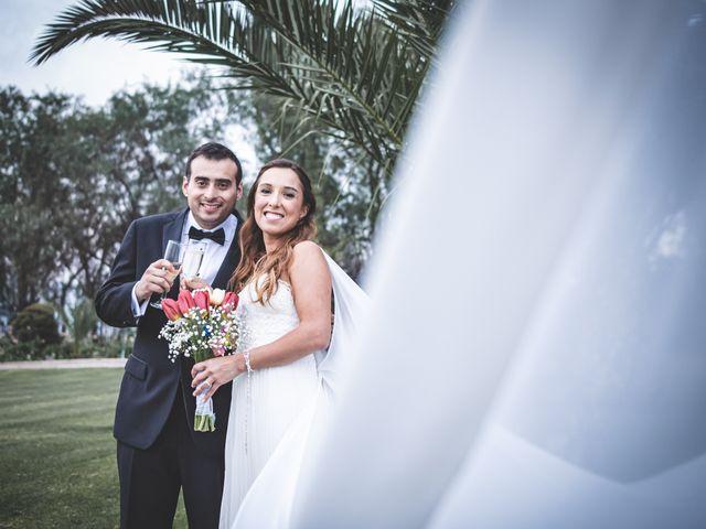 El matrimonio de José Pedro y Dani en Lampa, Chacabuco 1