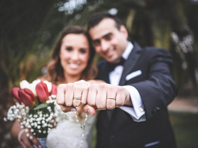 El matrimonio de Dani y José Pedro