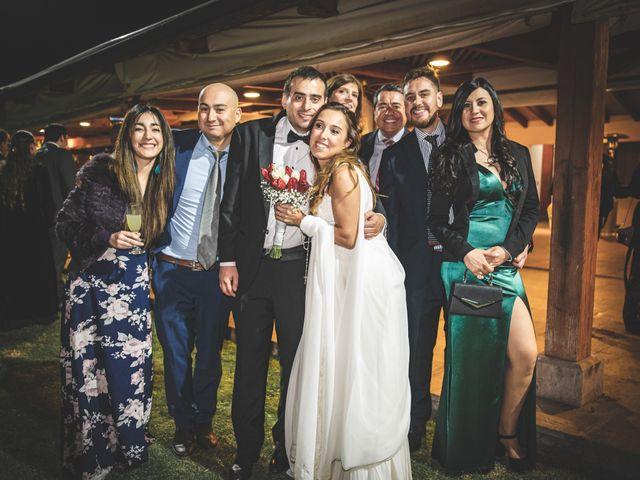 El matrimonio de José Pedro y Dani en Lampa, Chacabuco 8