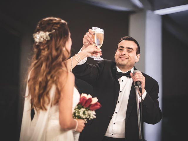 El matrimonio de José Pedro y Dani en Lampa, Chacabuco 11