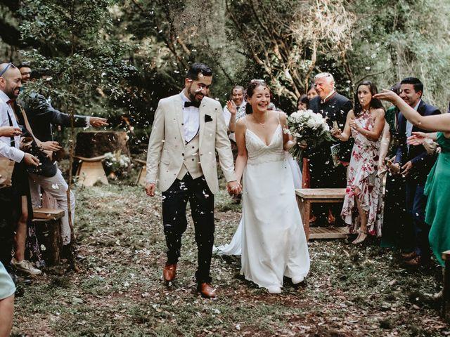 El matrimonio de Valentina y Gonzalo