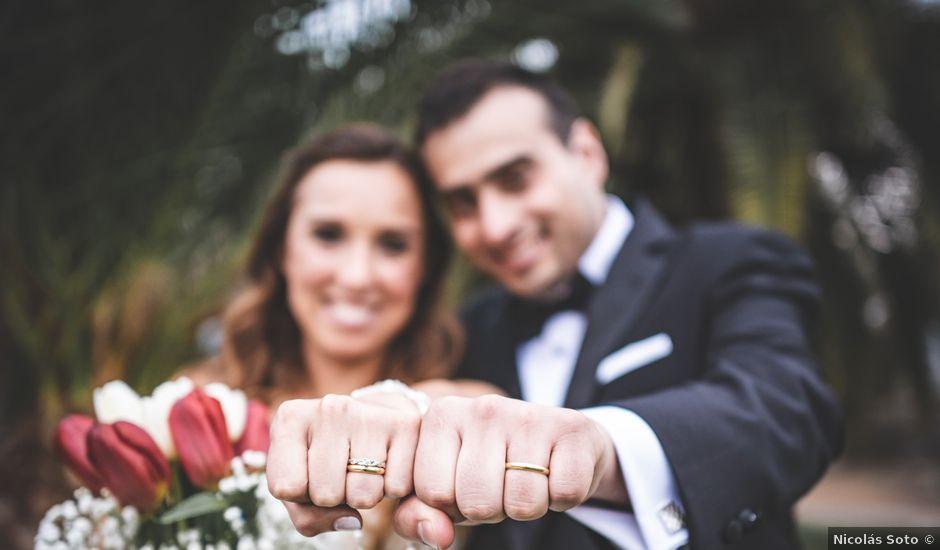 El matrimonio de José Pedro y Dani en Lampa, Chacabuco