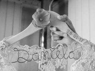 El matrimonio de Daniela y Cristóbal 1